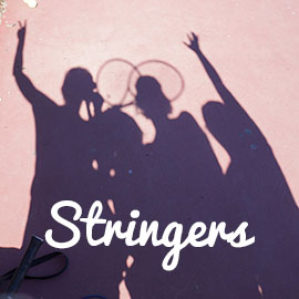 Local racquet stringers