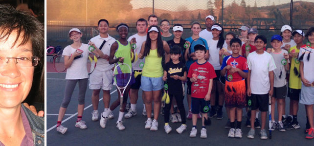 Jojo Donetti featured in USTA Norcal news
