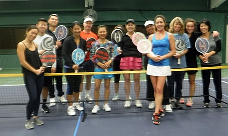 FREE CLINIC: Learn about the new sport of Spec Tennis