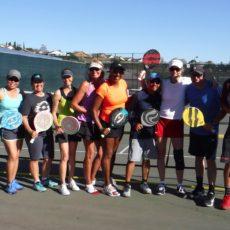Spec Tennis at Benicia High School