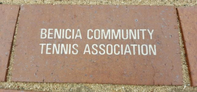 Look for the BCTA brick at the new Benicia High School football stadium