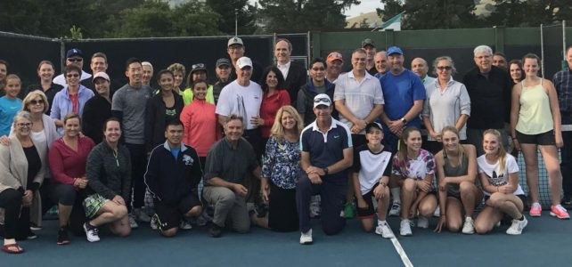 Tennis mixer at Green Valley Country Club</br>Friday, September 29 at 6 p.m.