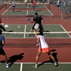 Pickleball in Benicia