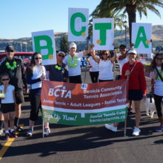 Join BCTA in Benicia's Annual Independence Day (Torchlight) Parade