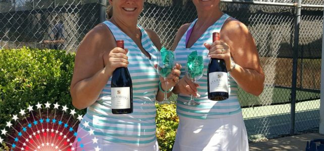 Sign up now: Napa Valley Tennis Classic