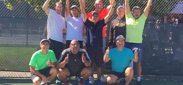 Congrats to our Men's 18+ 4.0 Team