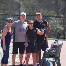 New! Sunday Adult Tennis Clinics